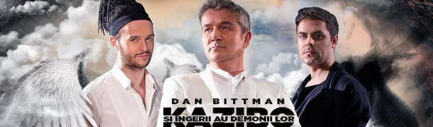 Dan Bitmann - Si ingerii au demonii lor