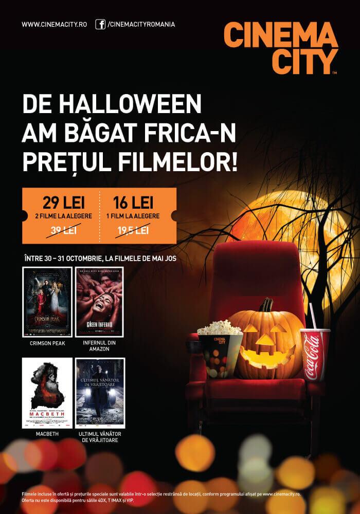 Halloween Cinema City