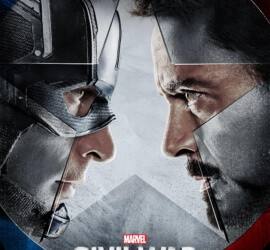Captain America: Civil War IMAX Cinema City
