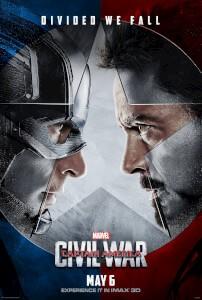Captain America: Civil War IMAX Cinema City