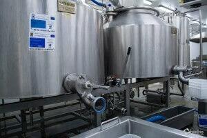 fabrica de lapte ado