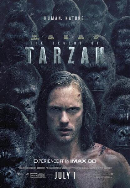 The Legend of Tarzan_IMAX Posters 2
