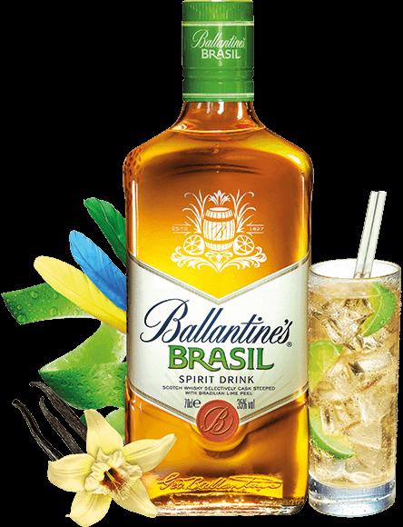 ballatines brasil
