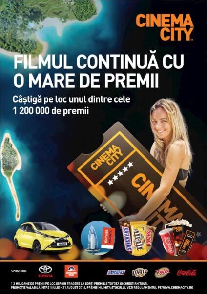 premii cinema city