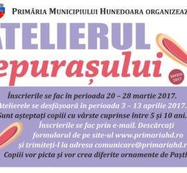 ATELIERUL IEPURASULUI 2017 Hunedoara