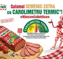 carolimetru termic caroli salam semenic
