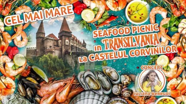seafood picnic castelul corvinilor