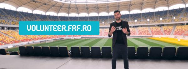 Campionatul European de Fotbal 2020 voluntar
